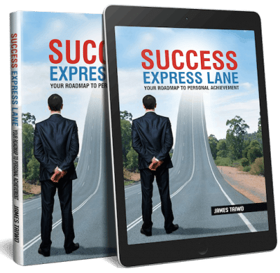 Success Express Lane - book