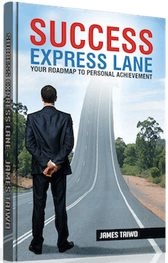 success lane book - James Taiwo