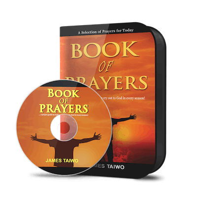 Book of Prayers - audiobook