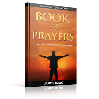 Book of Prayers - paperback