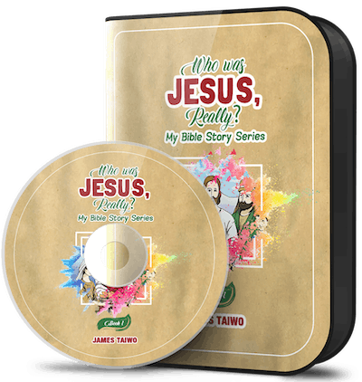 Who Was Jesus - book 1 audiobook