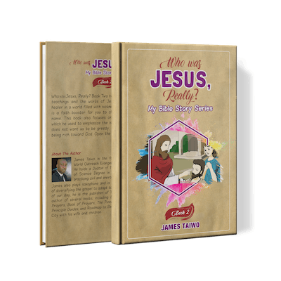 Who Was Jesus - paperback 2
