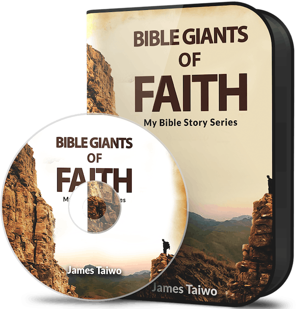 Bible Giants of Faith - audiobook