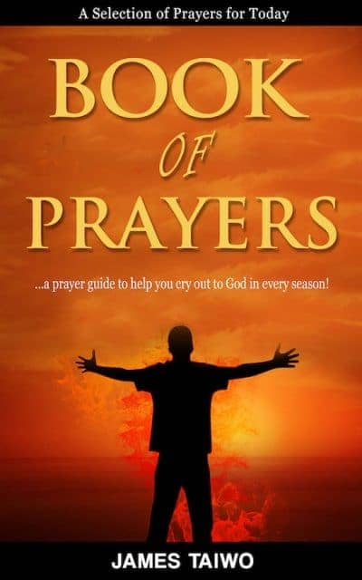 book of prayers - ebook