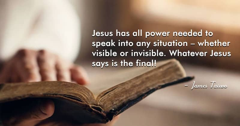 Jesus powers unlimited to situation #needto #power #speak #is #visible #situation