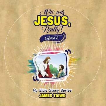 Who Was Jesus Book 3 - audiobook
