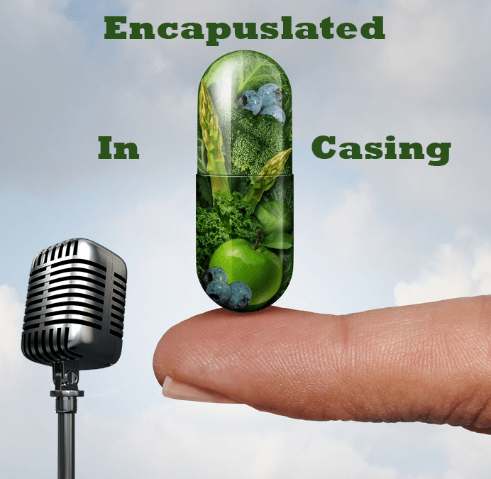 Encapsulated In His Casing (podcast)