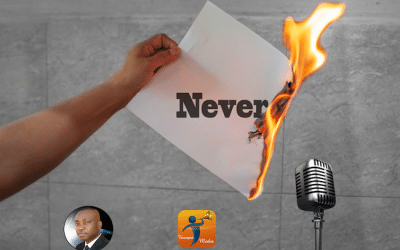 Never say I can't (Podcast)