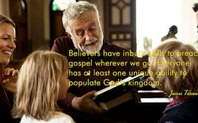 Believers have inbuilt skills