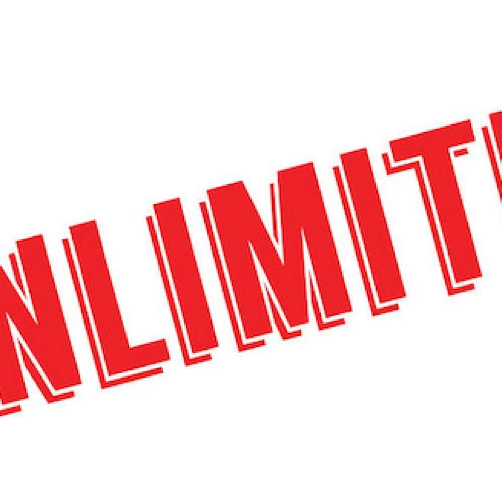 unlimited God- 1
